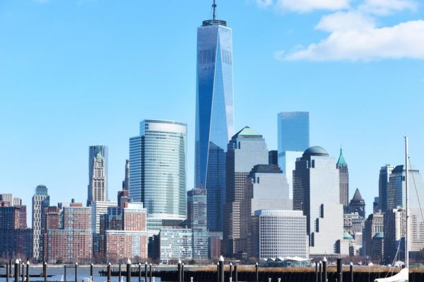 "One World Trade Centre proves that ""no building is too big to be green"""
