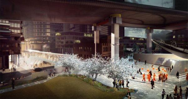 Sydney's Wynyard Walk tunnel officially opened
