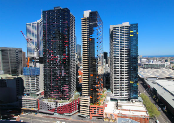 Multiplex development to include massive green roof