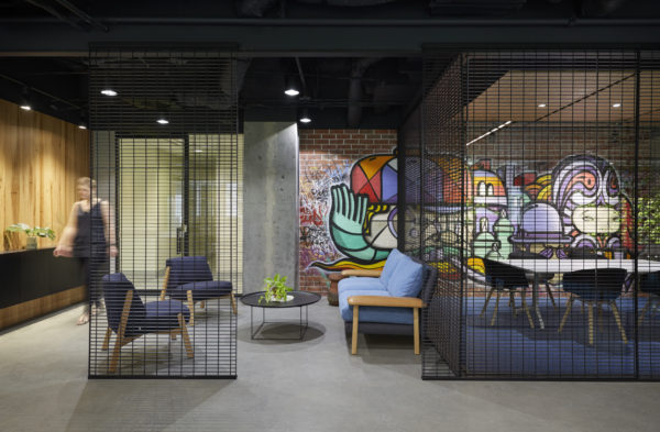 Making Melbourne's laneway culture a part of workspace design