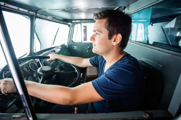 App improves health and safety for truck drivers