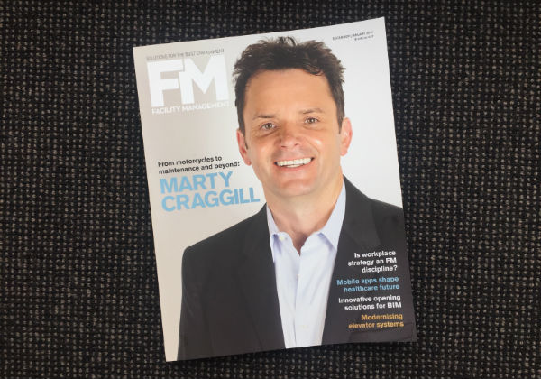 December/January FM magazine out this week