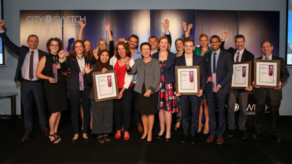 Sustainable offices recognised at CitySwitch Green Office awards