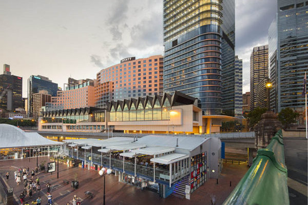 Multiplex completes new hotel on Darling Harbour