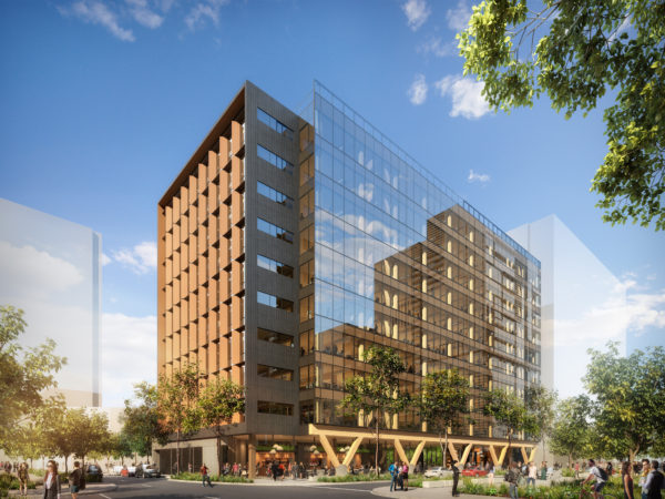 Australia's tallest engineered timber building to be built in Brisbane