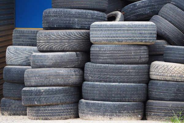 Two Melbourne companies fined over illegal tyre storage