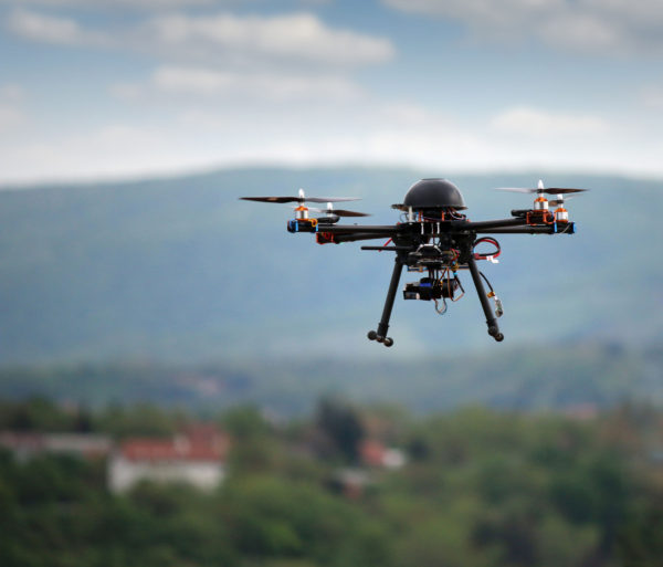EPA to use drones to detect illegal dumping