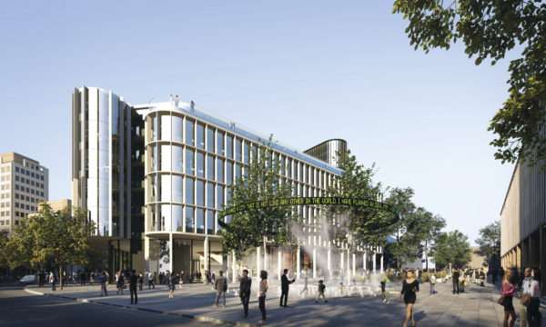 Canberra's Constitution Place to undergo a $300 million redevelopment