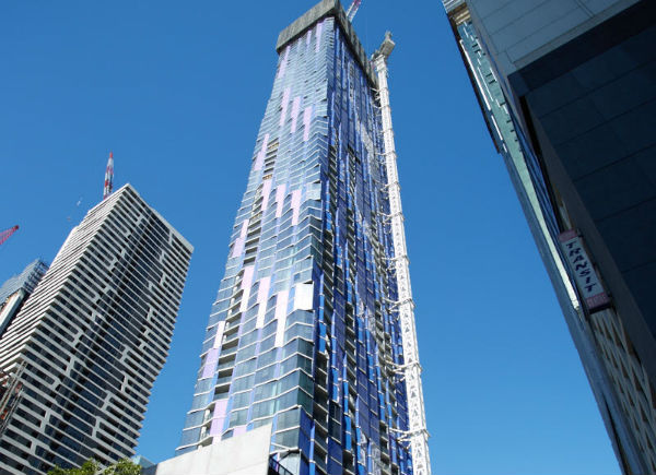 Multiplex tops out $170 million Light House project