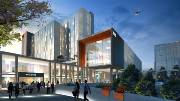 Multiplex appointed to Westmead Hospital redevelopment