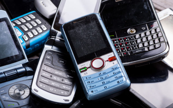 A call for the environment: Australians encouraged to recycle old phones
