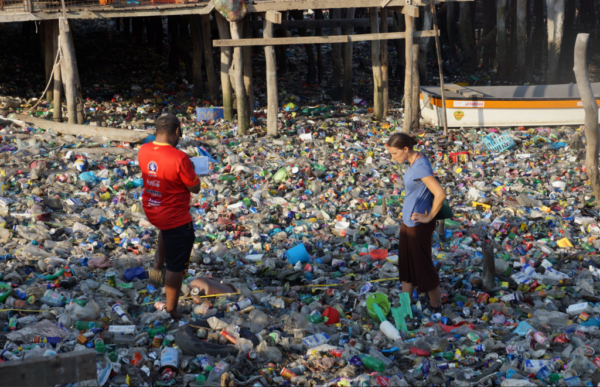 CSIRO will tackle marine pollution