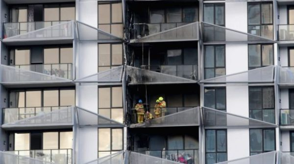 Combustible cladding fires up compliance debates