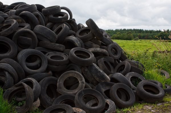 Recycling industry calls for a national action on used tyres