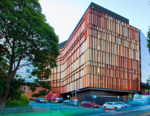 Multiplex completes UNSW Bioscience Building