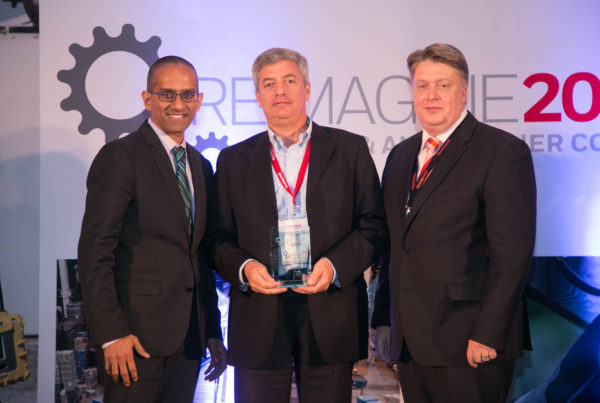 Dematic receives Honeywell 2017 top performing partner recognition