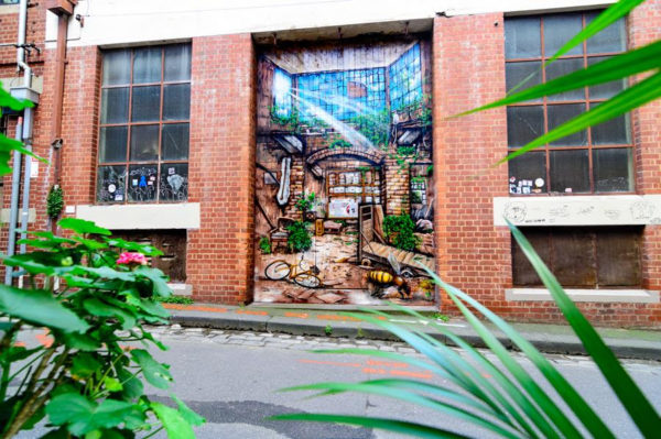 How green is your laneway: Melbourne's $1.8 million project