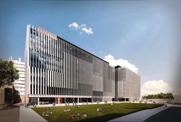 Multiplex and UNSW further partnership with engineering building expansion