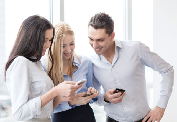 New mobile solution boosts Millennials' performance at work