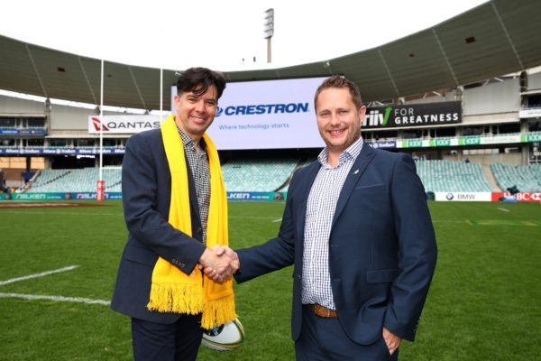 Crestron to develop new headquarters for Australian Rugby Union