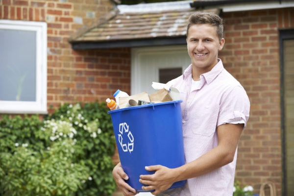Be a recycling champion