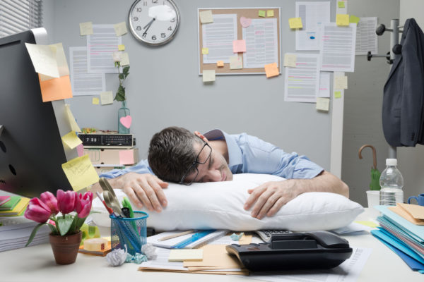 Seven signs you're a workaholic