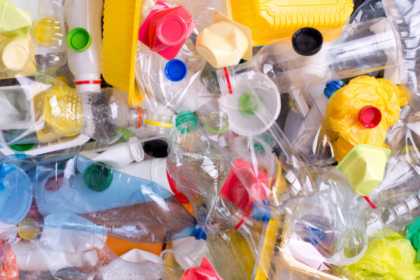 Plastic is here to stay
