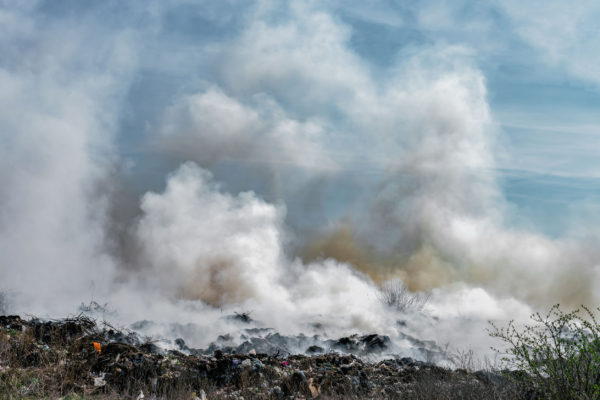 Fires and the recycling industry