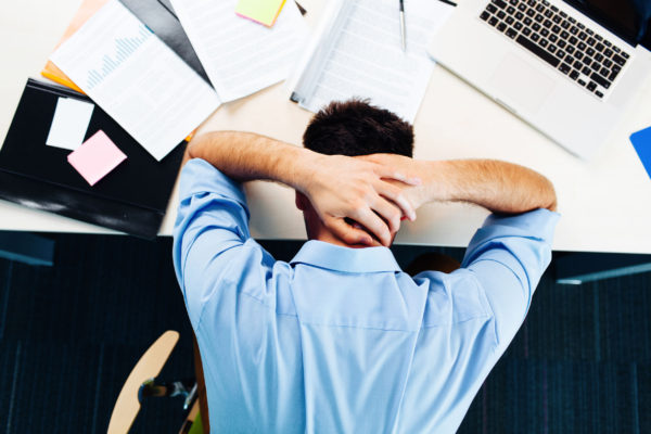 Job design must be considered to reduce workplace stress