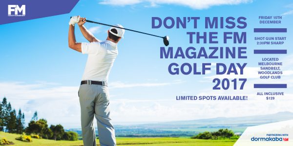 FM Golf Day – join the celebration!