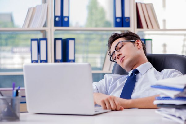 Workplace consequences of sleep deprivation