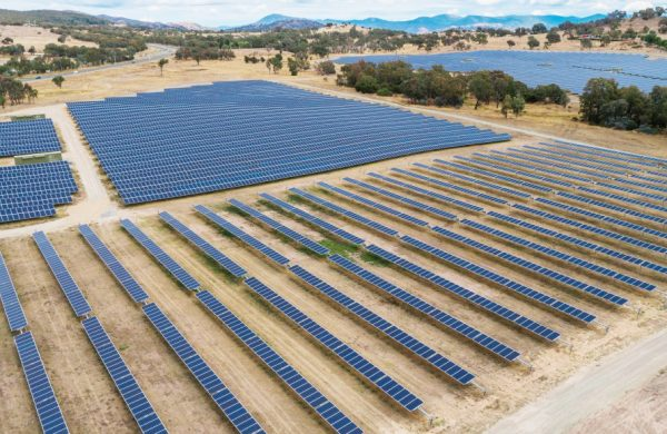 UNSW signs sector's first solar energy agreement of its kind