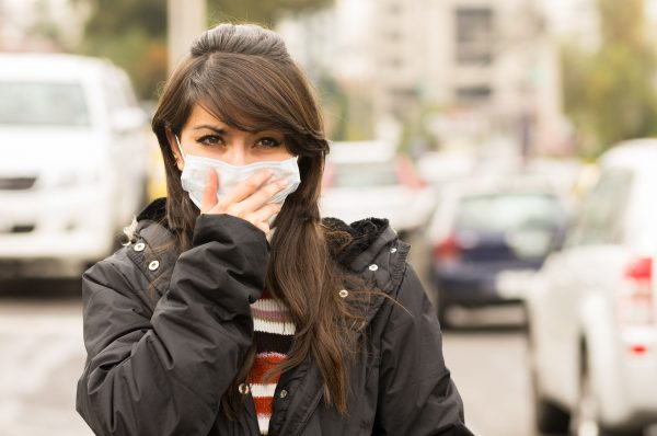 Air pollution and its effects to our skin