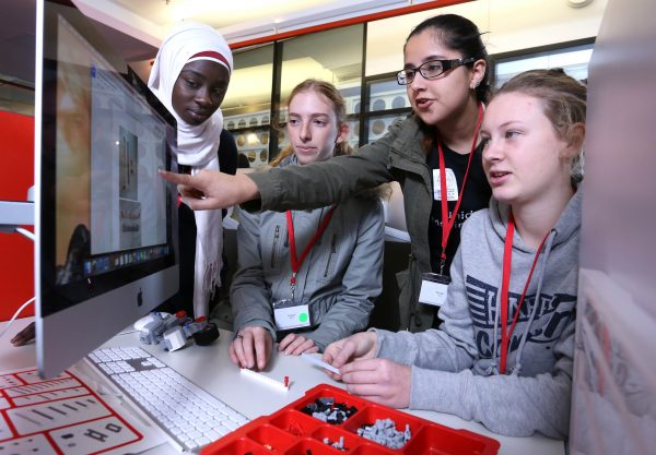 Combating the gender imbalance in engineering