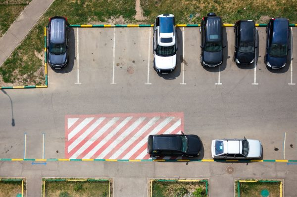 The elephant in the planning scheme: how cities still work around the dominance of parking space