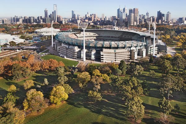 Kicking a goal: upgrading the MCG