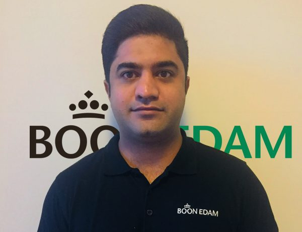 New service and installation engineer for Boon Edam