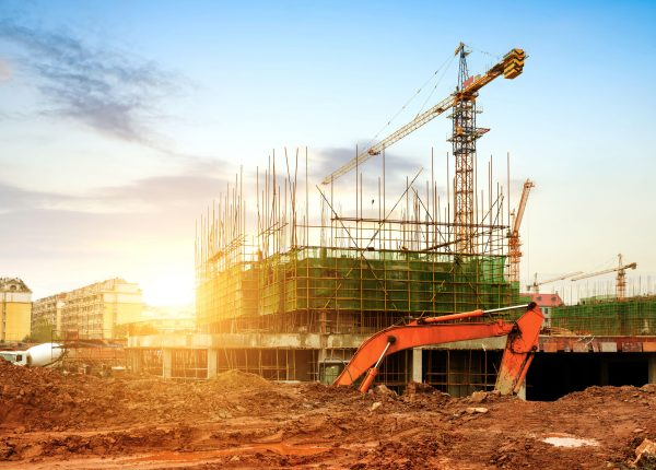 Commercial construction to build its best year in a decade