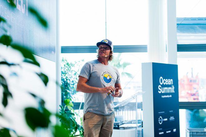 Pete Ceglinski, co-founder and CEO of Seabin