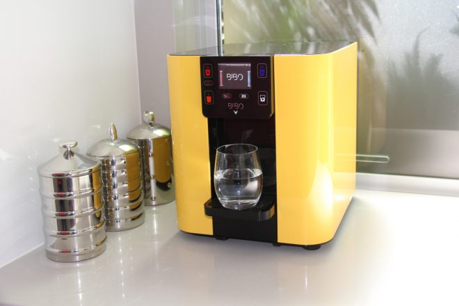 Office water solutions: BIBO's latest dispenser