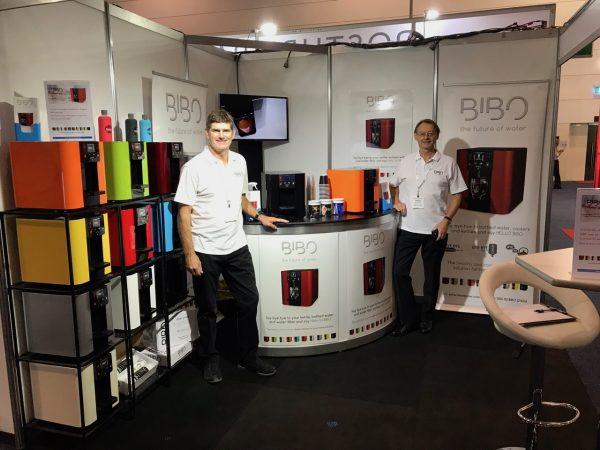 BIBO turned heads at Total Facilities 2018