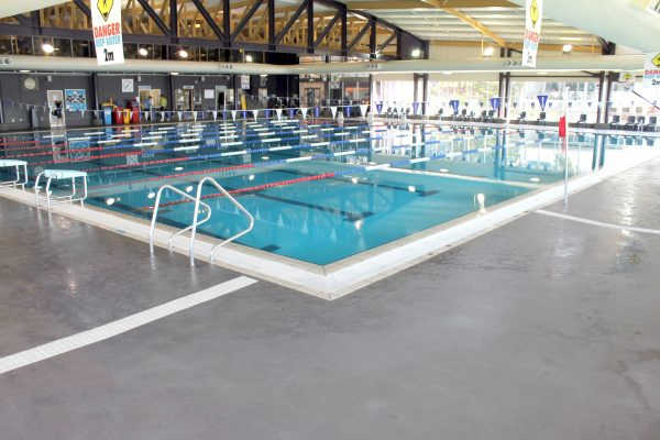 New aquatic facility floor finishes unveiled by Flowcrete Australia