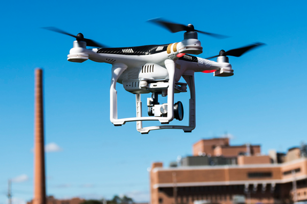 Flying high: drones and FM
