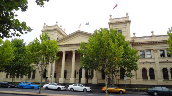 Multiplex to breathe new life into historic Trades Hall in Carlton