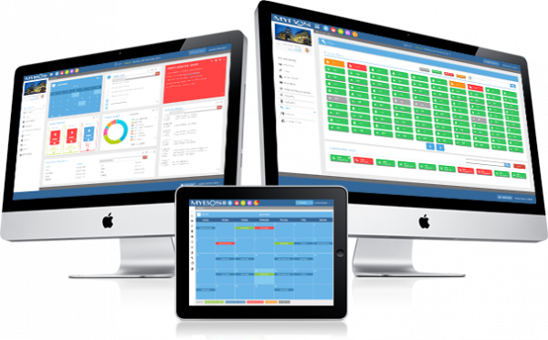 MYBOS Facilities Management System