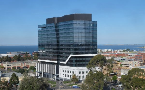 Iconic Geelong building showcases sustainable office design