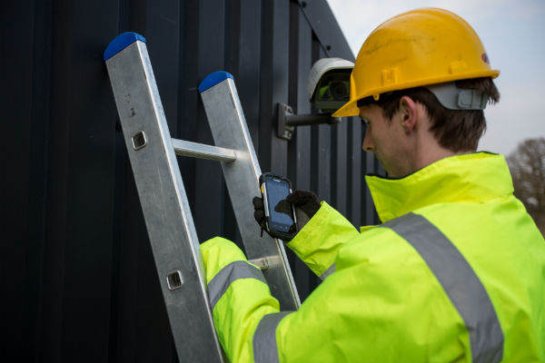 Facility inspections using mobile devices