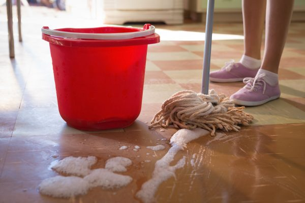 Changing the ways hospitality floors are cleaned