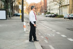 Revolutionary building navigation system for the blind and visually impaired