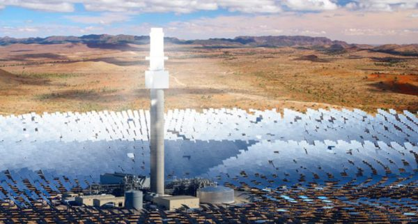 SolarReserve flags heliostat deal with local manufacturer for SA project